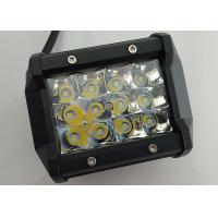 Quality 3 Inch Philips 12 - 24 Volt LED Work Lights For Vehicles / Off Road 36W wholesale