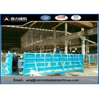 Buy cheap Multi Purpose Concrete Tube Forming Machine , Pipe Moulding Machine Easy Install product