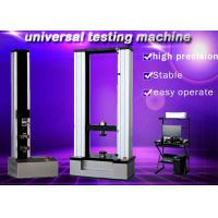 Quality Utm Material Tensile Strength Testing Machine Over Voltage Protection wholesale