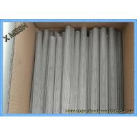 Quality T304 Stainless Steel Metal Wire Mesh Filter Cylinder 7cm Outer Diameter For Oil Filtration wholesale