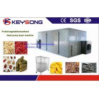 Low Noise Industrial Drying Equipment , Fish Drying Heat Pump Dryer Steady