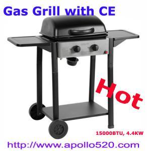 Quality 2 Burner Gas Grill BBQ wholesale
