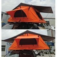 Quality Off Road 4 Person Roof Top Tent Easy Assembling 233*140*123cm Inner Size wholesale