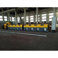 Automated Copper Wire Drawing Machine , Horizontal Welding Rod / Wire Nail