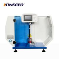 Quality Digital Plastic Testing Machine ,  IZOD Charpy Impact Testing Equipment wholesale
