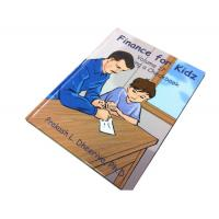 Quality Customizable Hardboard Cover Kids Book Printing With Colorful Picture wholesale