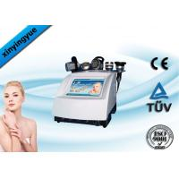 China Portable Cavitation Slimming Machine , Body Sculpting RF Vacuum Weight Loss Machine on sale