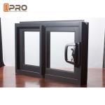 Quality Australia Double Glazed Aluminium Sliding Windows High Strength Durable For Hotel Project wholesale