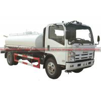 Quality ISUZU Truck with 8000Liters Water Tank, 8Tons ISUZU Water Truck, ISUZU Drinking Water Truck, Potable Water Tanker wholesale