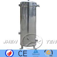 Quality Long Life Span Industrial Filter Housing For Water Treatment Easy To Operate wholesale