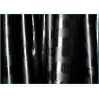 Quality Weft Knitting Plaid Leather Spandex Fabric with 95% Polyester 5% Spandex Material wholesale