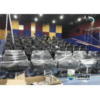 Quality Museum 5D Cinema Theater With 3D physical and Environmental Effects wholesale