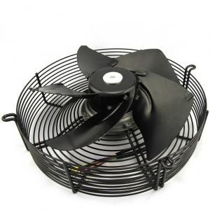 Quality EC Motor Axial Ventilation Fan , Industrial Ac Axial Fan 230VAC wholesale
