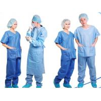 Quality Disposable Patient Exam Gowns, Disposable Medical Protective Clothing wholesale