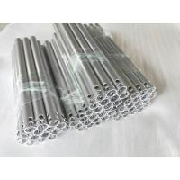 Cheap 7005 T5 Aluminum Alloy Round Tube  for Tent with Drilling Holes and Punching for sale