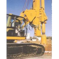 Quality CFA 65T Drilling Equipment 220KNm / 100KNm Base Type CAT330D TR220W wholesale