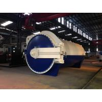Quality Large Glass Pressure Vessel Autoclave In Aerospace,Glass Laminating Autoclave wholesale