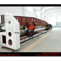 Quality Steel Plate / Carbon Sheet Edge Milling Machine for Box Beam Production Line wholesale