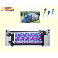 Buy cheap CSR3200 Roll To Roll Digital Textile Printing Machine With Epson 4720 Head from wholesalers