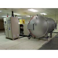 China Industrial Horizontal Vacuum Furnace Simple Operation For High Temperature Alloys on sale