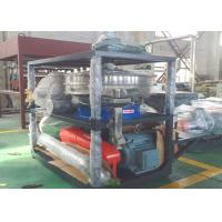Quality 60 Mesh High Speed Plastic Grinding Mill 75kw Small Size Automatic Double Cooling wholesale