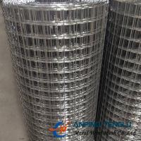 "Quality AISI304/DIN1.4301 Welded Wire Mesh, 1/4"" to 8"" Mesh Size, 48"" × 100ft Size wholesale"