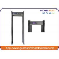 Quality Airport archway Body Scanning Metal Detector , Walkthrough Metal Detector For Security wholesale
