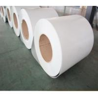 China RAL9003 Pre-painted Hot Dipped Galvanized Steel Sheet Coils For T Grid on sale