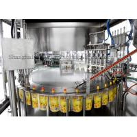 Quality OEM Full SS304 Spout Pouch Filling Machine For Beverage / FruitJuice wholesale