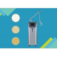 China RF Tube Fractional Co2 Laser Scar Removal for Skin Scars , Vaginal Tightening on sale