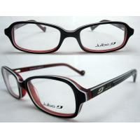 Quality Rectangle Acetate Eyewear Kids Optical Frames With Oval / Round Face wholesale