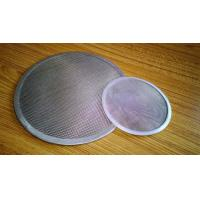 Quality SS316 Filter Element Filter Disc Wire Mesh Screen With Material Edge wholesale