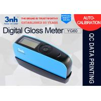 Quality 60 ° Digital Gloss Level Meter YG60 Rechargeable Floor Tile Gloss Machine USB Interface wholesale