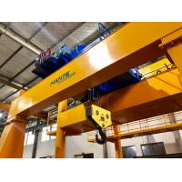 Buy cheap 50T Double Girder Electric Wire Rope Hoist Winch Trolley for Chemical Industry from wholesalers