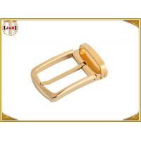 Quality Gold Plating Stainless Steel Buckles Pin Style Belt Buckle 35MM Inner Size wholesale