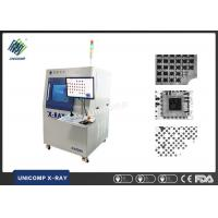 Quality Unicomp Electronics High Resolution PCBA X-Ray Efficient Inspection for BGA Void, Soldering Quality wholesale