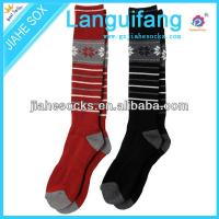 Quality Fashion Women Knitting Sock Christmas stockings wholesale