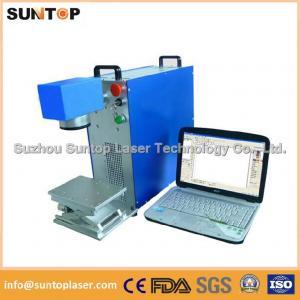 Quality Gears portable fiber laser marking machine small portable model wholesale