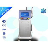 Quality 1064nm / 532nm Q Switched ND YAG Laser For Tattoo Removal , Picosecond Aesthetic Laser wholesale