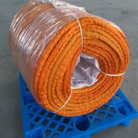 ultra long UHMWPE rope sling rope with full polyester sheath protect