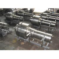 Quality 50kg - 15 Ton Hot Forged Shaft Max Length 5000 mm ABS DNV BV RINA KR LR GL NK Certificated wholesale