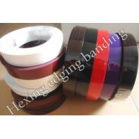 Quality Plastic PVC Edge for Furniture Particle Board Edge Banding wholesale