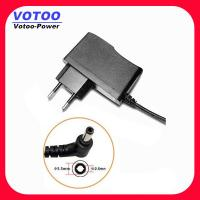 Quality 5V 2A DC 2.5mm EU Tablet PC Power Adapter For Electronic Scale / LED Light wholesale