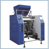 Quality 450mm Width Cling Film Making Machine / Plastic Film Slitting Machine wholesale