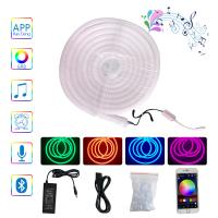 China LED Strip Lights RGB 10ft Waterproof LED Tape Lights Wireless Smart Phone APP Control Music Sync Color Changing on sale