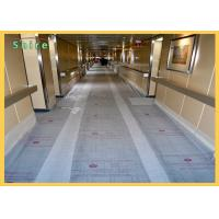 China PE Surface Protective Adhesive Plastic Cover Clear Building Carpet Protector on sale