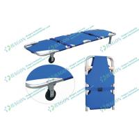 Quality ISO CE Approved Multifunctional Evacuation Ambulance Stretcher foldable with Wheels wholesale