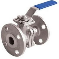 Quality Two Piece Ball Valve Pressure Rating Class 150-1500 Buttwelding Ends wholesale