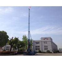 Quality Big Torque Underground Drill Rigs 20m Assistant Tower Hydraulic Chuck Anchor Drill Rig Machine wholesale