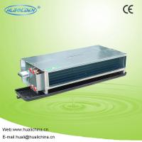 Quality High Efficiency Horizontal Fan Coil Unit Concealed Installation 220V / 1PH / 50HZ wholesale